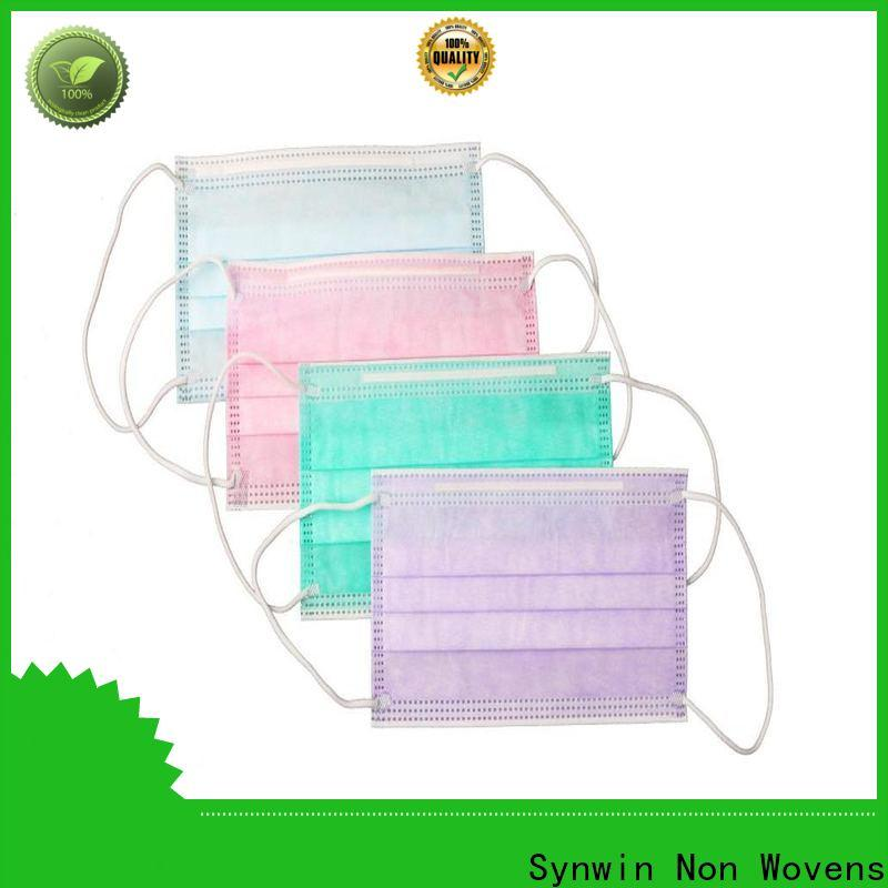 Synwin fabric face mask medical fabric for business for home