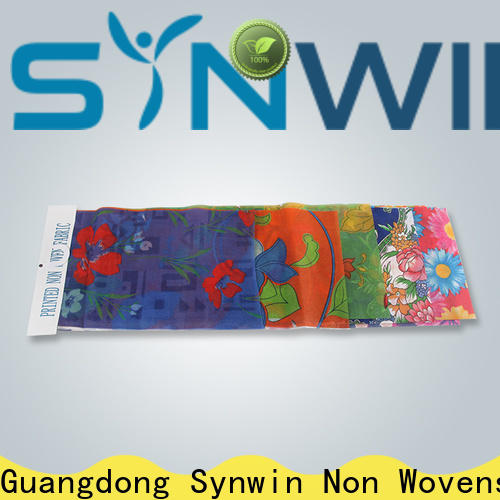 Synwin Best woven upholstery fabric for sofa manufacturers for home