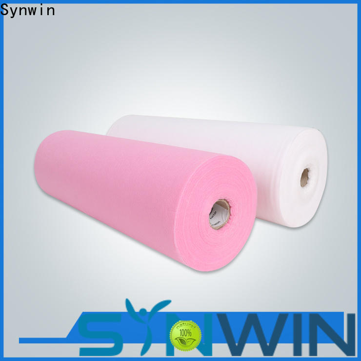 Synwin disposable sms auto fabrics for business for hotel