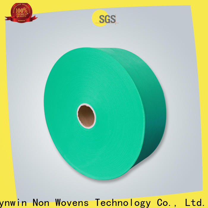 Synwin ply face mask non woven fabric suppliers for hotel