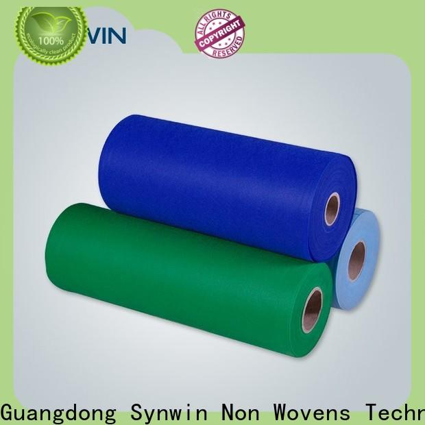 Synwin Top sms non woven fabric factory for home