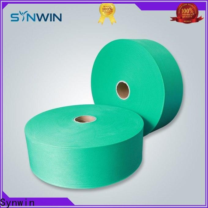 Synwin Wholesale sms nonwoven supply for tablecloth