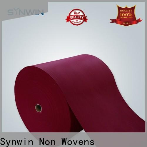Synwin Latest pp spunbond nonwoven fabric factory for packaging