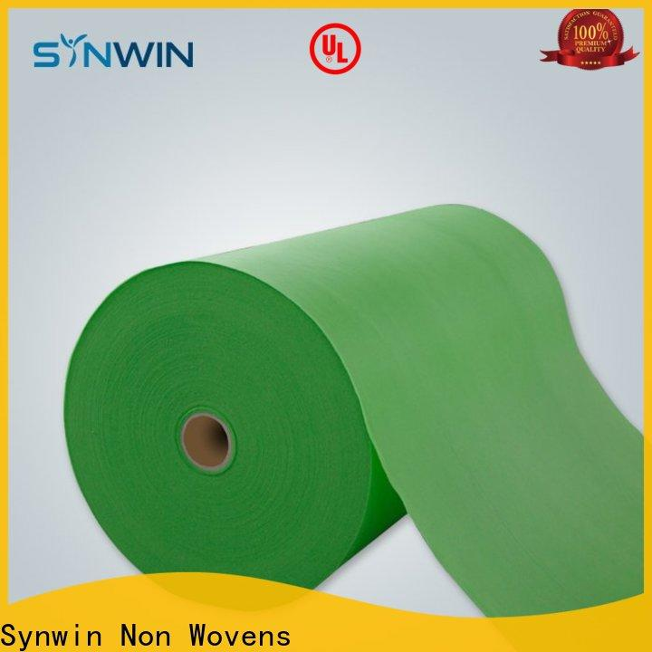 Synwin Top pp non woven fabric manufacturers for wrapping