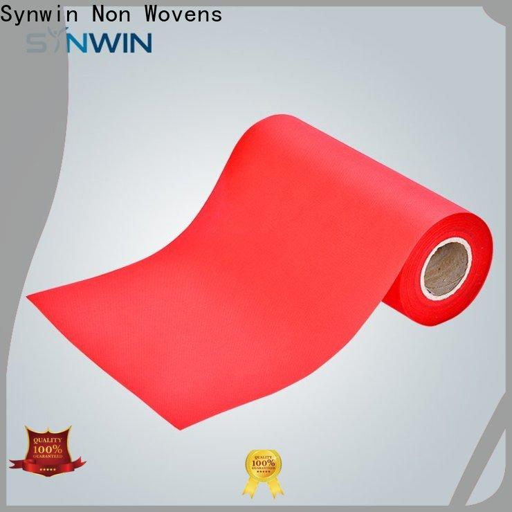 Synwin pocket spunbond nonwoven fabric manufacturers for home