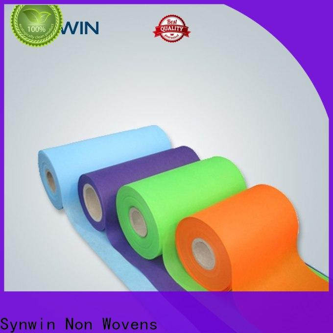 New spunbond nonwoven fabric pp manufacturers for hotel
