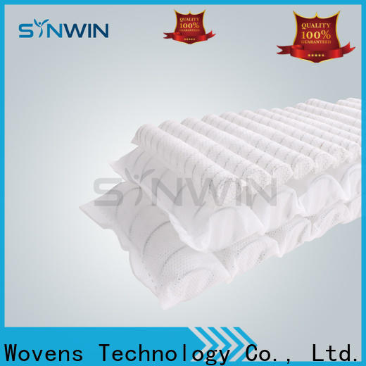 Synwin swfu002 non woven polypropylene fabric suppliers company for household