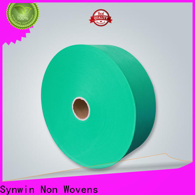 Latest face mask medical fabric disposable suppliers for tablecloth