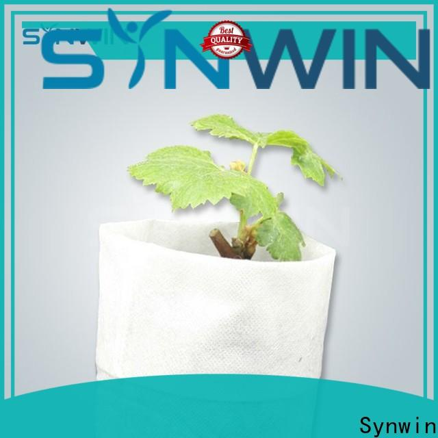 Synwin Wholesale non woven fabric manufacturing plant supply for home