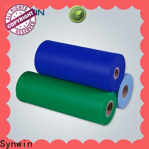 Synwin nonwoven sms nonwoven suppliers for tablecloth