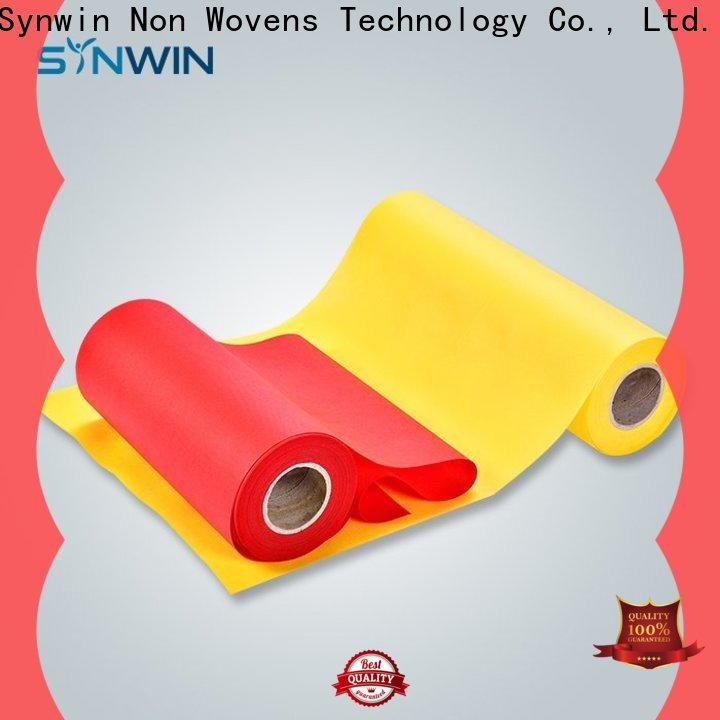 Custom pp non woven fabric packing supply for packaging