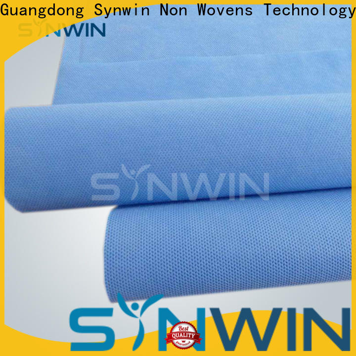 Synwin Wholesale medical fabric manufacturers for business for hospital