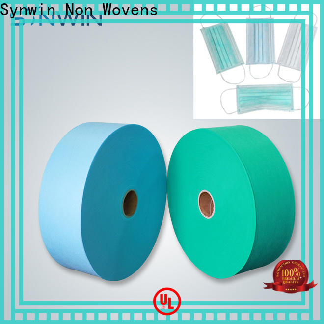 Synwin New medical mask material manufacturers for hotel