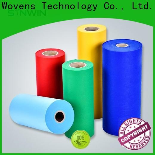 Synwin High-quality spunbond nonwoven fabric suppliers for tablecloth