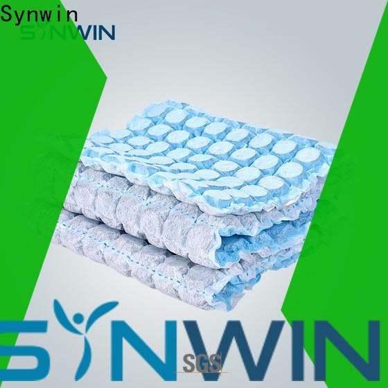 Synwin Best spunbond nonwoven fabric suppliers for home