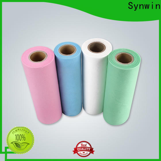 Synwin Wholesale disposable hospital sheets manufacturers for tablecloth