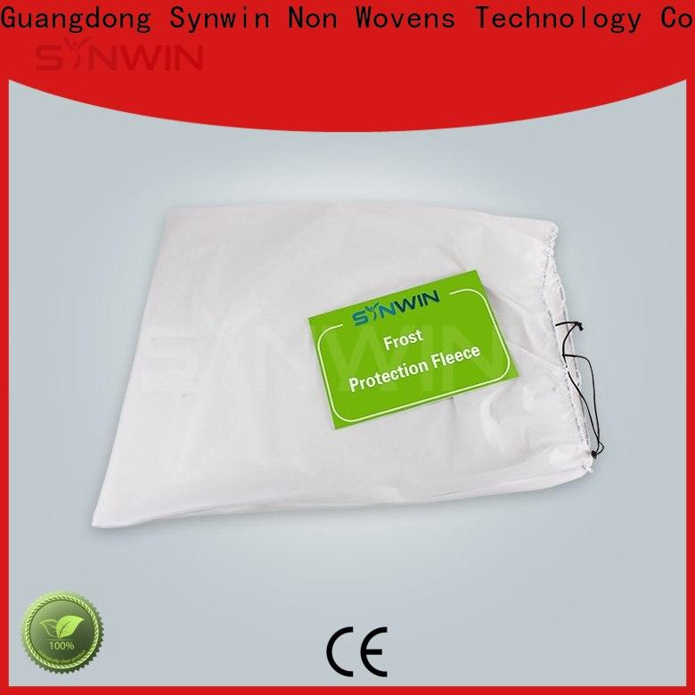 Synwin Latest non woven fabric manufacturing plant cost factory for hotel