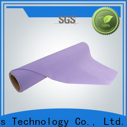 Synwin Custom non woven fabric price in china manufacturers for wrapping