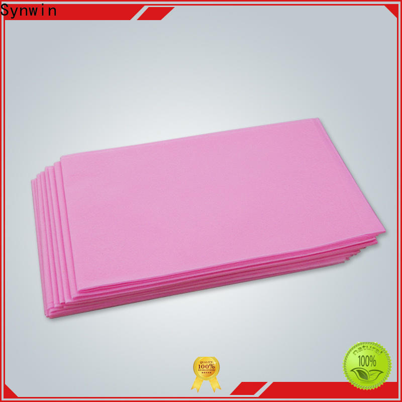 Top sms non woven sheet manufacturers for tablecloth