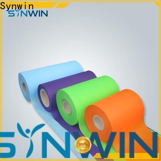 Synwin bib pp non woven manufacturers for household