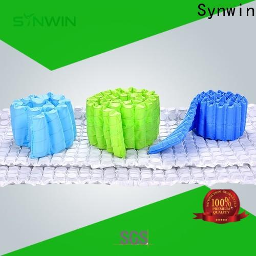 Synwin Wholesale spunbond polyester supply for home
