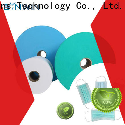 Synwin dot pp non woven fabric company for wrapping