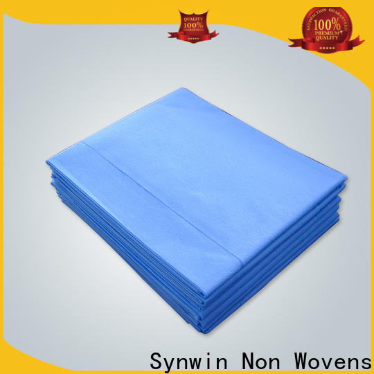 Synwin New disposable hospital sheets manufacturers for home
