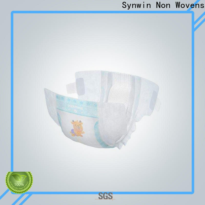 Best non woven diaper non suppliers for wrapping
