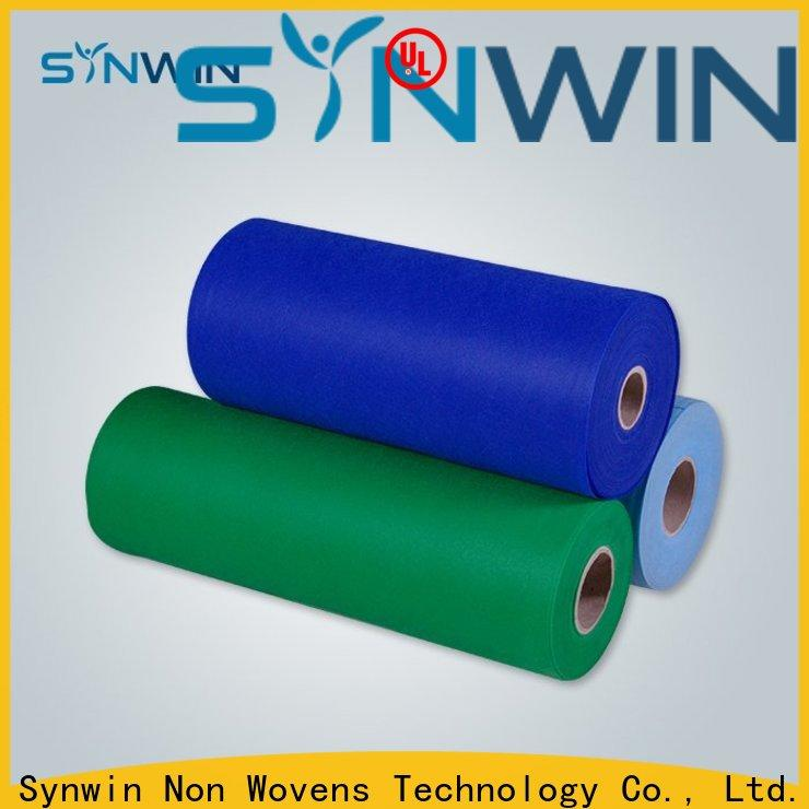 Synwin medical non woven sms fabric supply for home