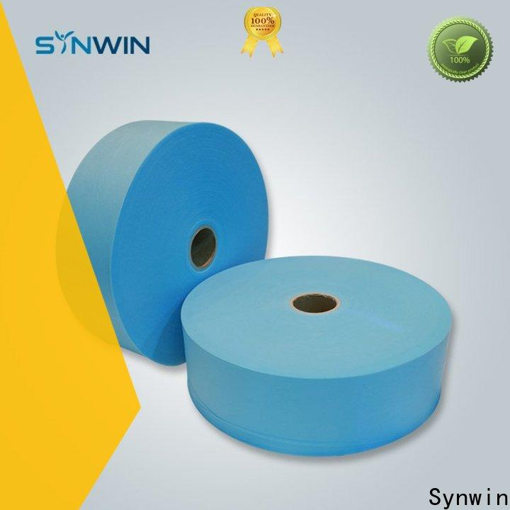 Synwin Wholesale pp non woven material manufacturers for wrapping