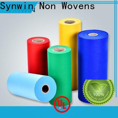 Synwin High-quality spunbond polyester company for tablecloth