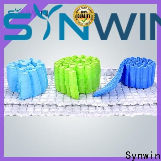 Synwin color non woven polypropylene roll suppliers for tablecloth