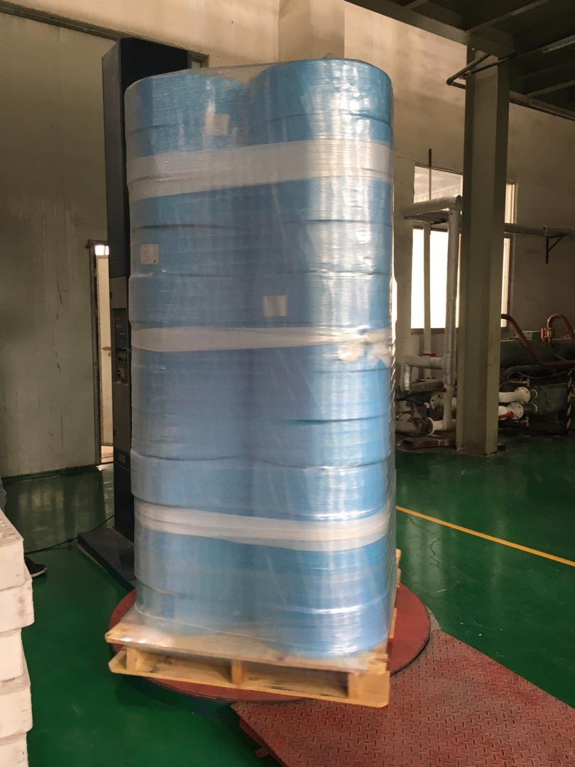 Imballaggio pallet in tessuto non tessuto SS non tessuto in PP Spunbond