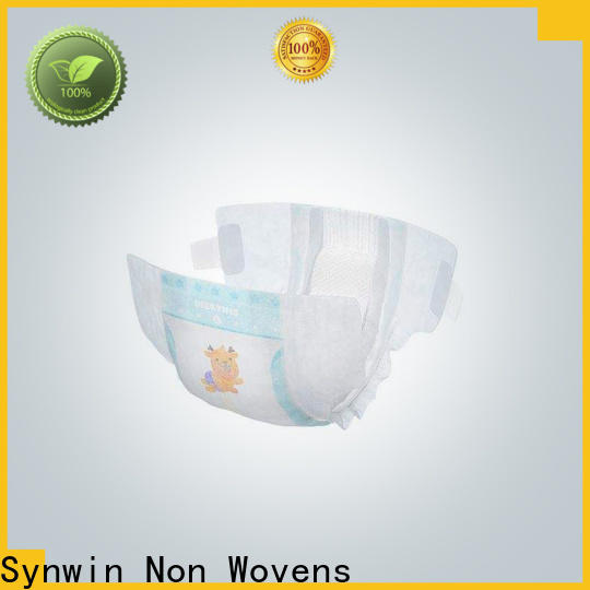 Synwin products non woven polypropylene fabric factory for packaging
