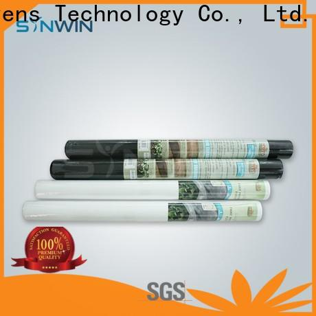 Custom non woven weed control fabric swag008 factory for farm