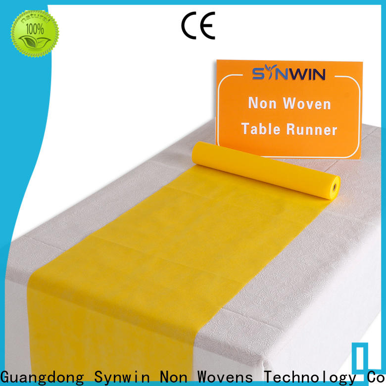 Synwin non non woven wipes manufacturer factory for household