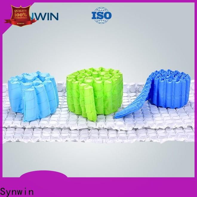 Synwin Latest polyester spunbond nonwoven fabric suppliers for hotel