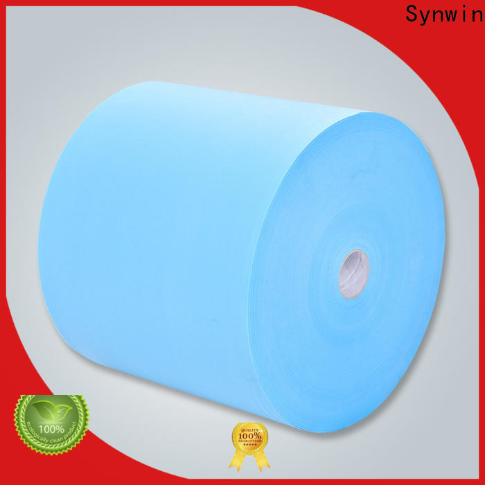 Synwin spring non woven polypropylene fabric suppliers suppliers for wrapping