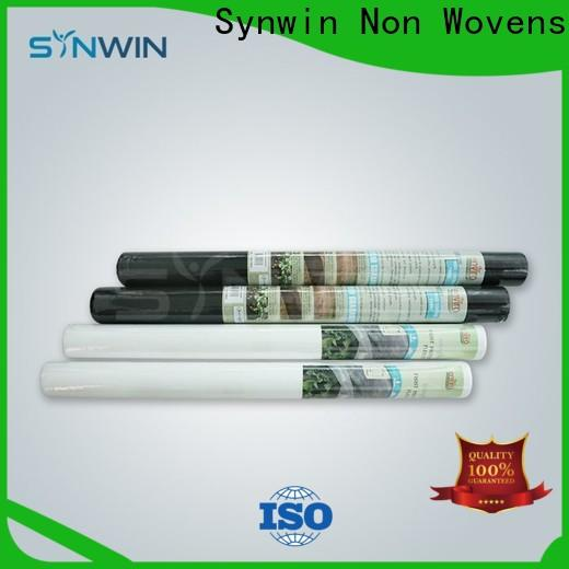 Synwin mat weed barrier membrane suppliers for outdoor