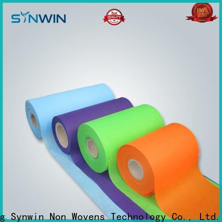 Synwin size spun bonded polypropylene fabric manufacturers for home