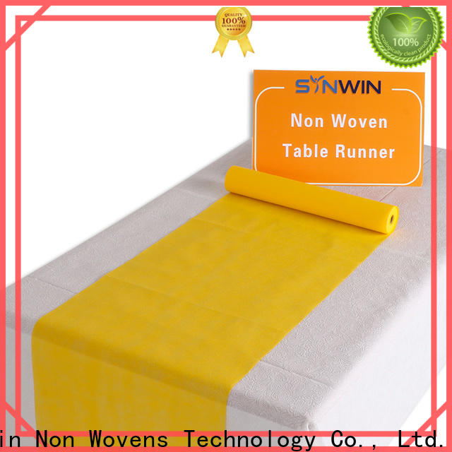 High-quality table covers wholesale tablerunner company for wrapping