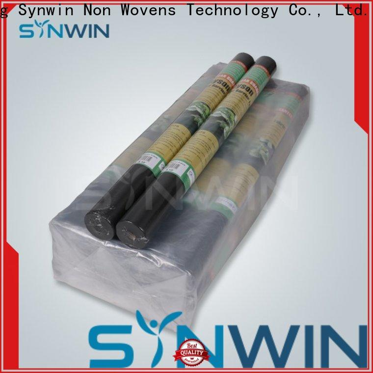 Synwin block non woven weed mat for business for farm