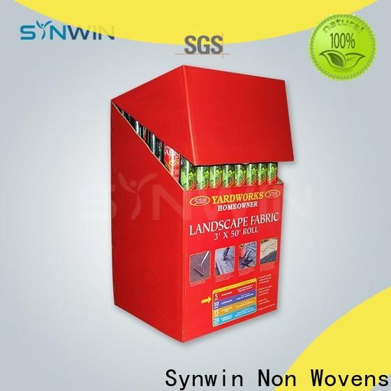 Synwin mat garden weed barrier factory for outdoor