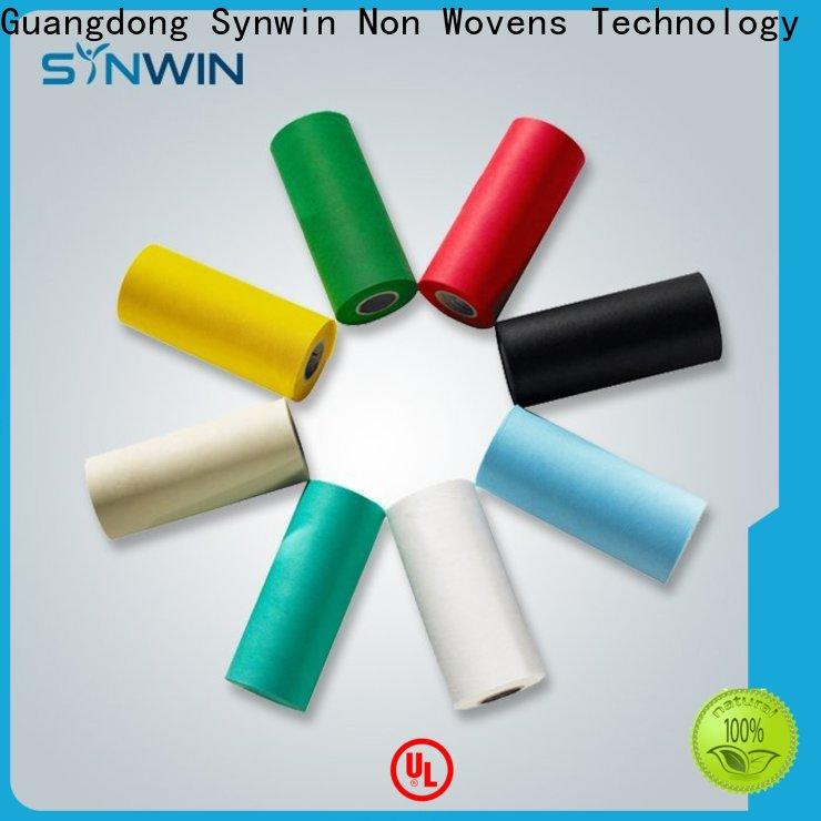 Synwin Top ss nonwoven fabric for business for household