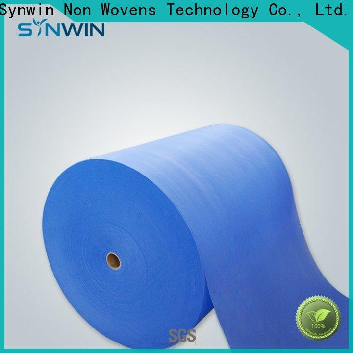 Synwin Custom non woven polyethylene fabric for business for hotel