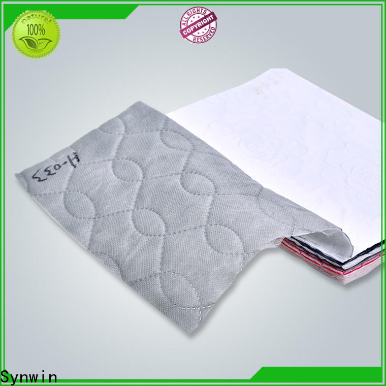 quiltingBest furniture nonwoven woven for business for tablecloth