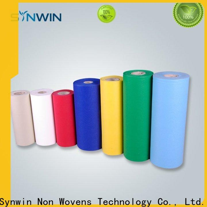 Synwin Best pp non woven material company for wrapping