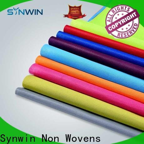 Synwin back ss nonwoven fabric for business for household