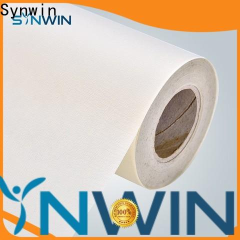 Synwin New polyester spunbond fabric suppliers for hotel
