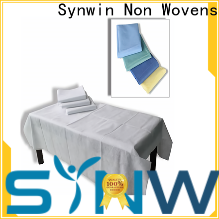Synwin High-quality disposable sheets medical for business for hotel